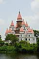 Hanseswari Mandir - North-east View - Bansberia Royal Estate - Hooghly - 2013-05-19 7542.JPG