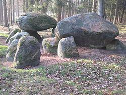 Poldenhünensteine