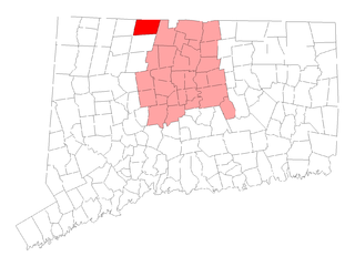 Hartland, Connecticut Town in Connecticut, United States