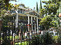 Haunted Mansion Halloween 2010.JPG
