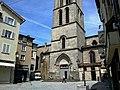 Haute-Vienne Limoges Eglise Saint-Michel des Lions Clocher Les Lions 28052012 - panoramio.jpg
