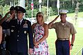 Hawaii's Governor addresses veterans, service members during Veterans Day ceremony 161111-M-SQ436-1070.jpg