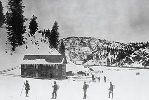 John F. Yancey - Image: Haynes 1887Winter Tour Yanceys Pleasant Valley Hotel