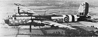Eric Brown (pilot) - The captured He 177 A-5 in British markings flown by Brown at Farnborough in September 1944