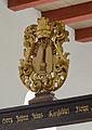 Hemme Kirche Triumphkreuzgruppe - Stifterwappen1.jpg