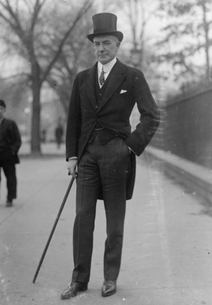 Henry P. Fletcher - Fletcher in 1913, photograph by Harris & Ewing