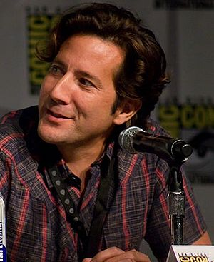 Henry Ian Cusick - Cusick at the 2013 San Diego Comic Con International
