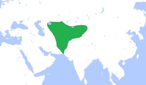 Harev (province) - Image: Hephthalites 500