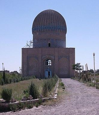 Goharshad Begum - Tomb in Herat