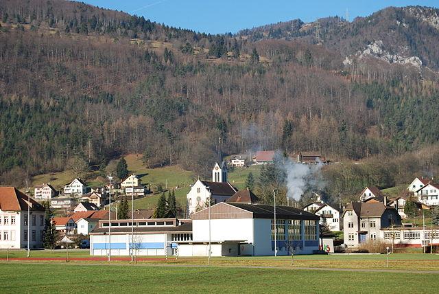 Herbetswil, Kanton Solothurn, Schweiz