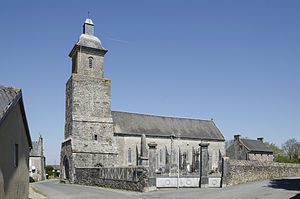 Église Saint-Gratien.