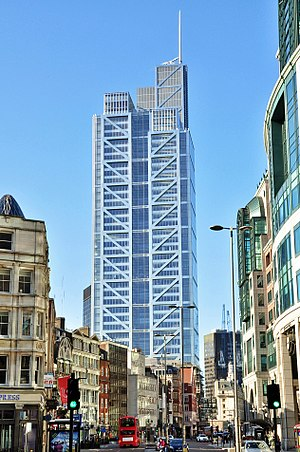 Heron Tower - Image: Heron Tower, Bishopsgate, London