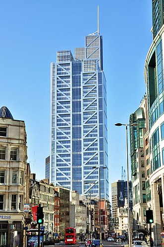 Heron International - Heron Tower, London