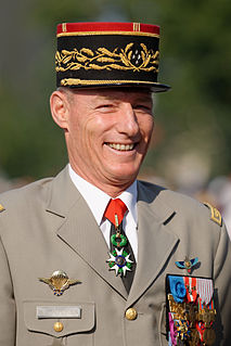 Hervé Charpentier French general officer
