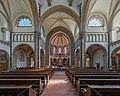 Herz-Jesu-Kirche, Koblenz, Nave view 20200624 1.jpg