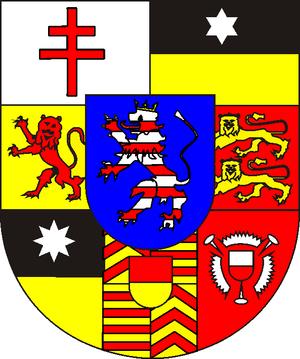 Siege of Dorsten - Image: Hessen Kassel 1736