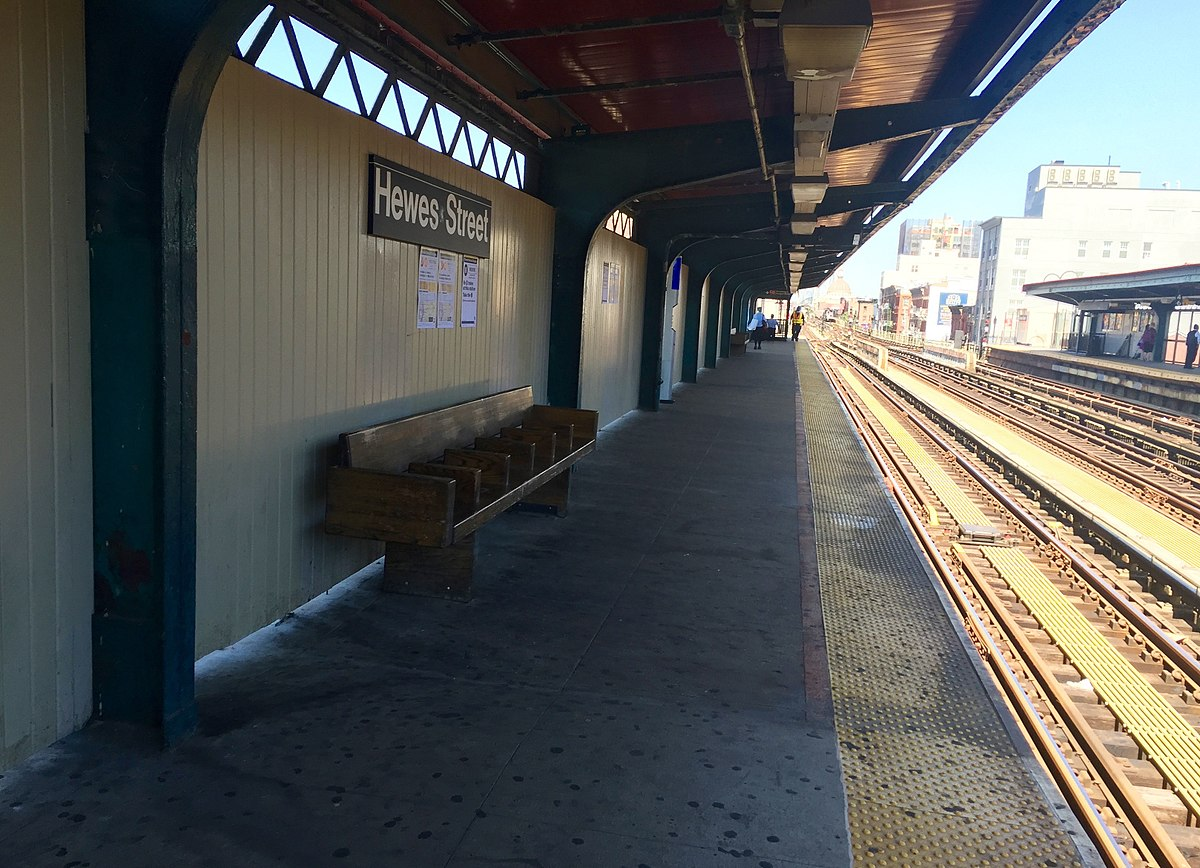 The Next 100 Years >> Hewes Street station - Wikipedia