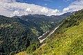 Himalayan River, hills with dense jungle in Kaski District-2985.jpg