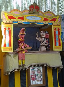 too much punch for judy characters