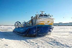 Hivus-48 hovercraft in winter.jpg