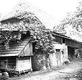 Hlev s podom in svinjakom, pri Zaspanci, Veliki Ločnik 1948.jpg