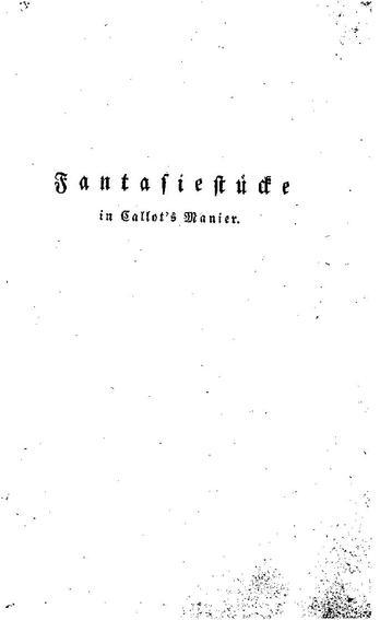 File:Hoffmann Fantasiestücke in Callots Manier Bd.2 1819.pdf