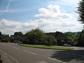 Dethick, Lea and Holloway civil parish in Derbyshire Dales district, Derbyshire, England, UK