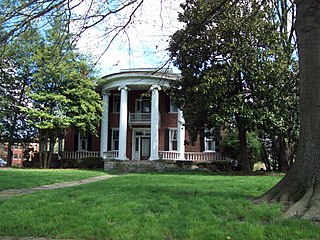 Holly Grove Mansion United States historic place