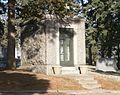 Holy Sepulchre Cemetery, Omaha, Finocchiaro Fanciullo mausoleum.jpg