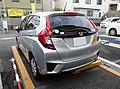 Honda FIT 13G (DBA-GK3) rear.JPG