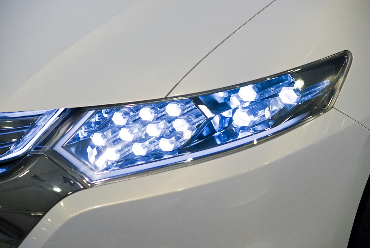 Vehicle with LED lights from Oracle Lighting in Metairie, LA