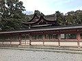 Honden of Kashii Shrine 4.jpg