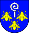 Coat of arms of Honigsee