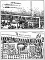 Hope playhouse - Faithorne's Map of London (1658)..png