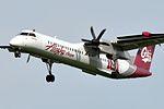 Horizon Air, De Havilland Canada DHC-8-400, N402QX - PDX.jpg