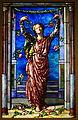 Hospitalitas by John La Farge, 1906-1907, glass and lead - Brooklyn Museum - DSC09186.JPG