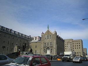 Hôtel-Dieu de Montréal - Image: Hotel Dieu de Montreal 16 MARCH 2006