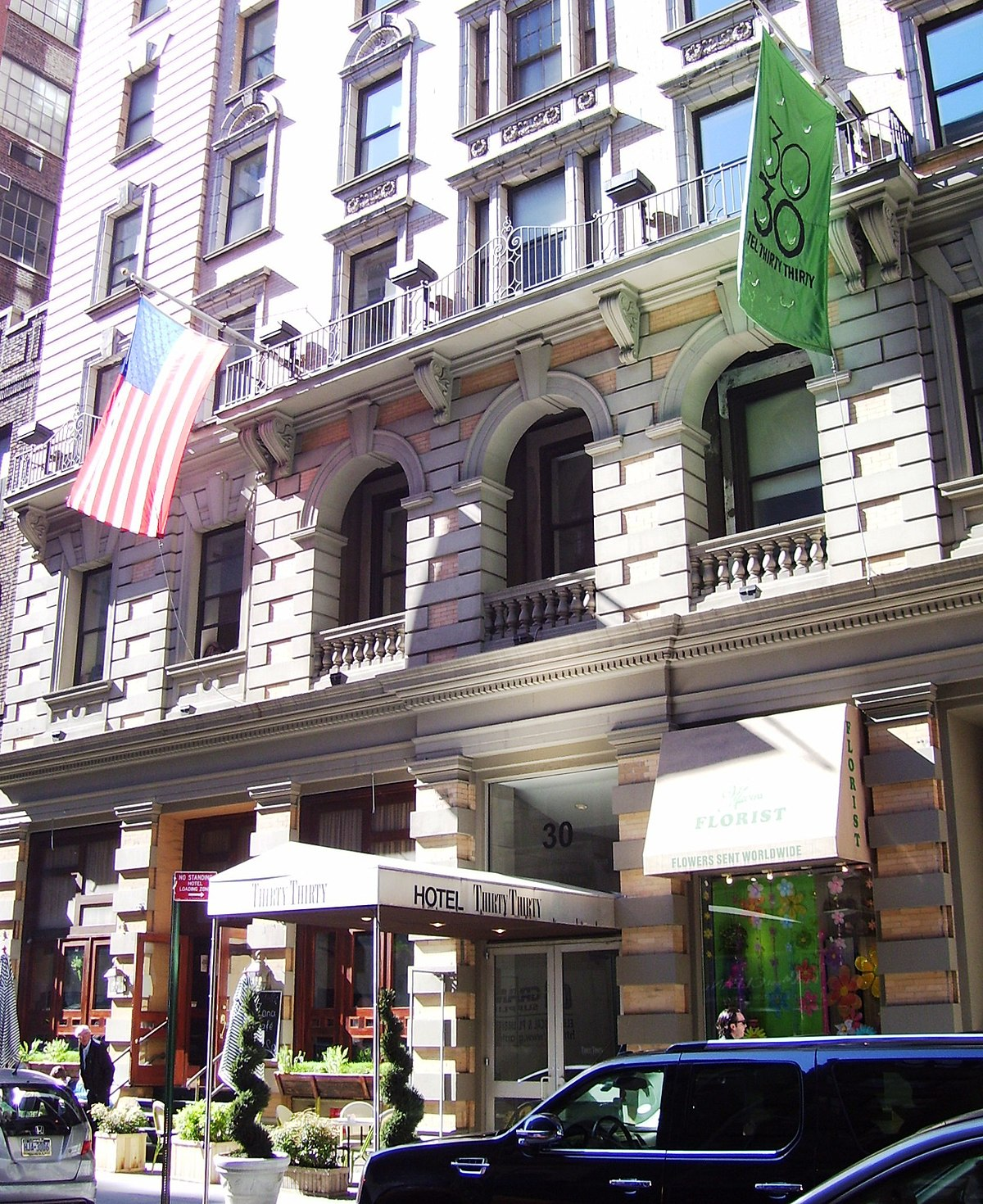 Hotels In New York City >> The Redbury New York Wikipedia