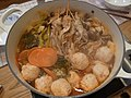 Hotpot with tomato soup (6901852547).jpg