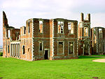 Ruins of Houghton House, Houghton Park