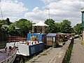 Houseboats on canal at Brentford - geograph.org.uk - 816952.jpg