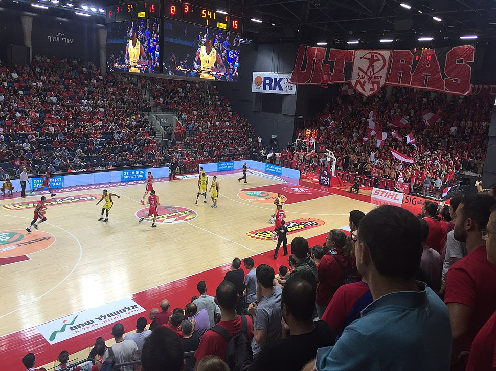 Hpoel Tel Aviv BC fans 02