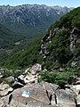 Huella Andina-etapa Colonia Suiza-Laguna Jakob-PN NH.JPG
