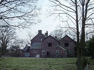 Hulme Hall, Allostock Grade II* listed building in Allostock, Cheshire, UK