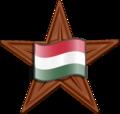 Hungarian Revolution of 1956 barnstar.png