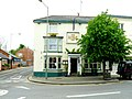 Hungerford - Plume Of Feathers Inn - geograph.org.uk - 827155.jpg