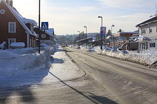 Hunndalen Rural settlement in Norway