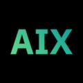 IBM AIX black square logo (2021-present).png