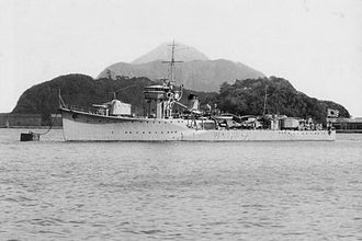 Chidori-class torpedo boat - Initial look of Chidori