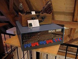 IMSAI 8080 - IMSAI 8080
